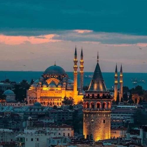 Istanbul 2020