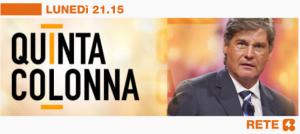 """Aratravel su """"Quinta Colonna"""""""